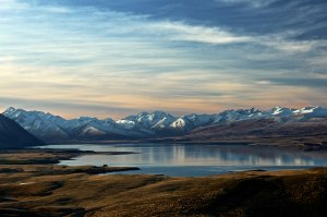 Lake Tekapo by Tobias Keller